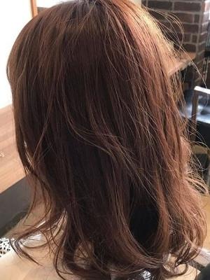 【Hair salon key】20