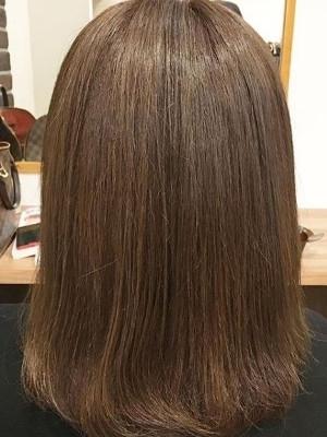 【Hair salon key】21