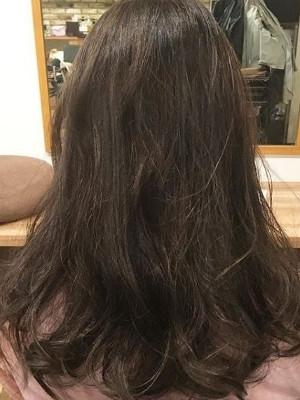 【Hair salon key】23