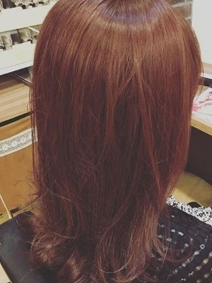 【Hair salon key】24