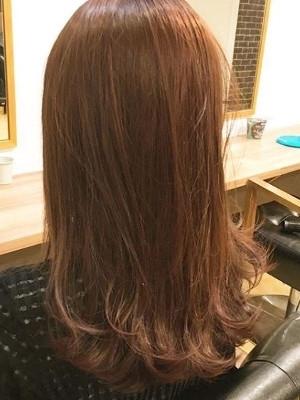 【Hair salon key】24