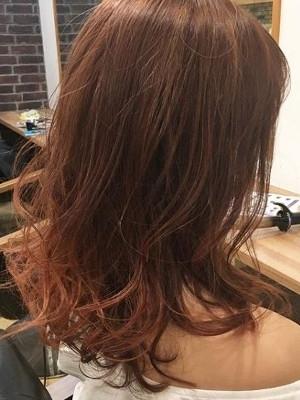 【Hair salon key】25
