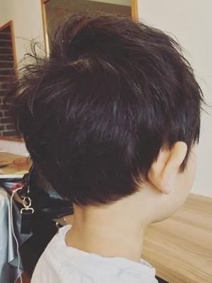 【Hair salon key】30