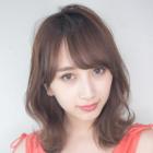 【当店人気NO.1*】カット+カラー+ハホニコトリートメント