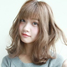 カット&白髪染めカラー&オーガニックトリートメント 7,980円 [錦糸町]