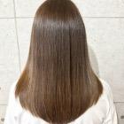 【特別価格☆】髪質改善バリジョア3STEP TR付き☆カラー+カット