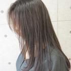 【自毛から髪質改善*】酸性縮毛矯正 (ヴァリジョア5STEP TR+カット込み)
