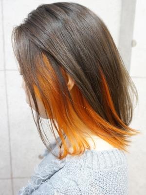 【hair teria ryu 大塚】12
