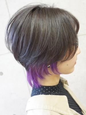 【hair teria ryu 大塚】15