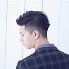 【Men's限定】パーマ+カット+CMC補修トリートメント+眉カット