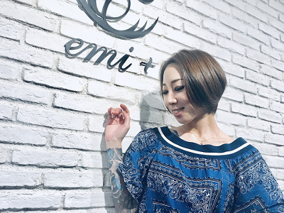 emi+ hair&eyelash 練馬3