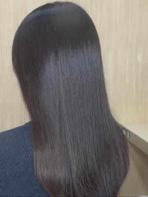 本格的髪質改善/ヘアーホスピ復元
