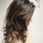 カット+選べるカラー+髪質改善トリートメント+炭酸スパ