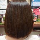 【圧倒的美髪へ導く】カット+髪質改善Tr+高濃度炭酸泉付き