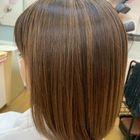 カット+髪が綺麗になる集中トリートメント