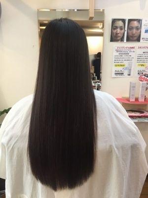 髪質改善 ゴッホスタイリングICUトリートメント