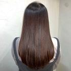 艶髪カット+カラー+超音波オージュアトリートメント