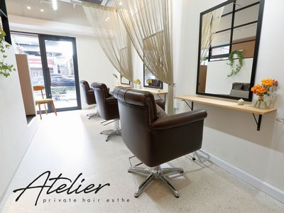 Atelier private hair esthe 池袋西口店