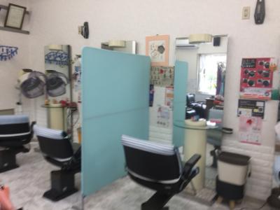 モナリザ美容室1
