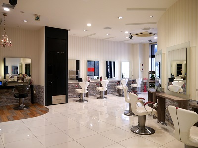 HAIR&MAKE EARTH 稲毛店5