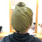5.【ヘナで美髪】純国産100% 熟成ヘナで髪質改善+髪のクレンジングコース