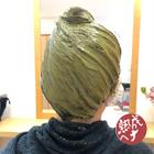 2.B【ヘナで美髪】ベーシックコース、立体カット付き★初回は無料カウンセリングのご来店がおススメ★