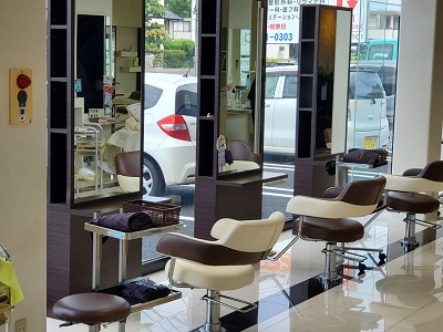 Hair Art dix 蘇我店