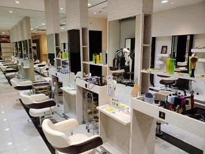 Hair Art dix 蘇我店2