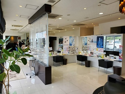 Hair Art dix 蘇我店4