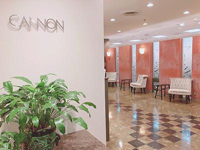 美容室CANNON 池袋東武店3