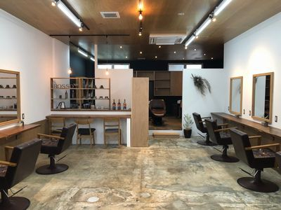 Rosso Hair&SPA 五反野店1