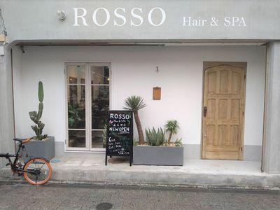 Rosso Hair&SPA 五反野店4