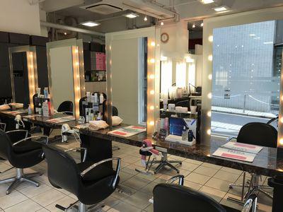 FRESCA hair&make 初台店1