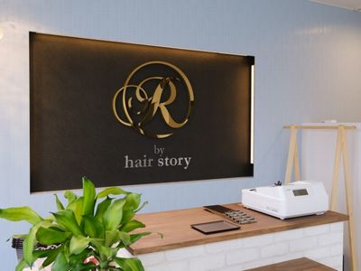 R by hair story4