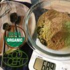 天然100%ハーブヘナ(根本1度染め)+天然100%オイルトリートメント