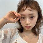 【open記念】 小顔カット+透明感カラー+髪質改善TOKIO5stepTR 9,300円