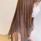 《髪質改善プラン》 酸熱トリートメント+カット 8,500円