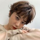 《柔らかい女性らしさ》 デザインカット+透明感フルカラー 6,900円