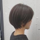 《コスメストレート》ポイント縮毛矯正+デザインカット6,900円