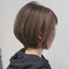 《大人気》前髪カット+リタッチorフルカラー+ハホニコTR