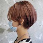 ☆髪質改善矯正☆ カット+オーガニックリタッチカラー+縮毛矯正