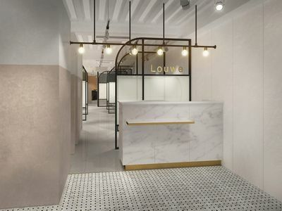 半個室salon Louwe 名駅3