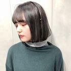 カット+カラー(リタッチ)+髪質改善TOKIOトリートメント