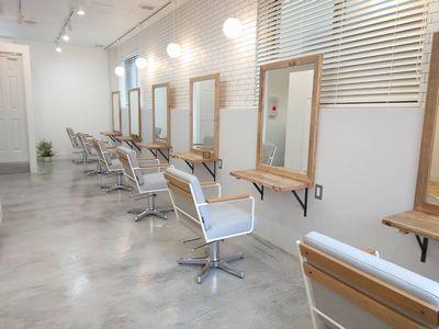 Frames hair&relax 与野 与野駅西口店    レイムス ヘアアンドリラックス ヨノ ヨノエキニシグチテン  のイメージ