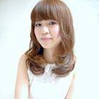 【白髪染めも☆】リタッチカラー+前髪カット