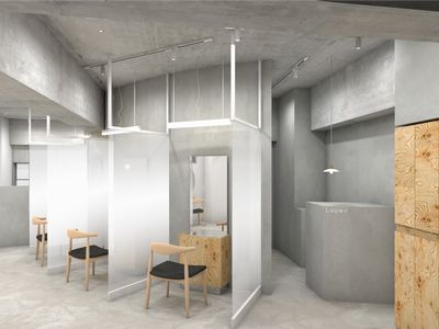 半個室salon Louwe 新百合ヶ丘2