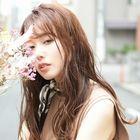 【長さ一律】カット+カラー+髪質改善ストレートoh