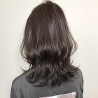 【梅雨のお悩み改善】《福光指名限定》艶カラー+髪質改善トリートメント