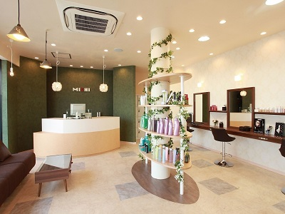 HAIR MAKE MICHI 富田店4