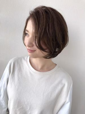【feliceMICHI野田屋町店】横顔美人ショート
